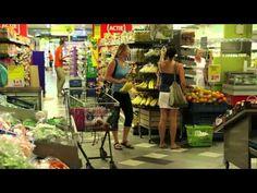 In dit leuke promotie filmpje presenteren meneer en mevrouw Lutz hun eigen supermarkt aan de online klant