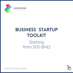 Introducing our startup toolkit offer   #startup #startupbahrain #newbusiness #entrepreneur #businessman #business #businesswoman #newcompany