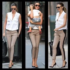Learn how to get Super Model Style off the Runway like Miranda Kerr, Alexa Chung and more on www.hautetalk.com