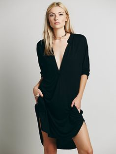 Free People Gallery Dress at Free People Clothing Boutique