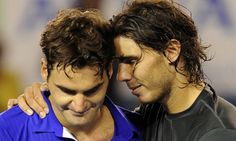 Hard to believe, but for the first time in a decade neither Roger Federer nor Rafael Nadal are in the top two spots for the tennis world ranking. It's more shocking since these two are simply two of the best tennis players of all time, but Federer still can regain his standing. Nadal won't be able to get back to his usual place in the world ranks until the Australian Open next season.