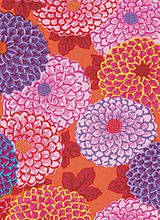 Alewives Fabrics Joy Pink  by Philip Jacobs