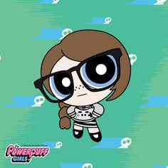 I've always wanted to be a Powerpuff Girl. www.powerpuffyourself.com