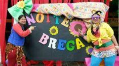 "André Luiz Dias: ""FESTA BREGA GOSPEL"" Kitsch, Lunch Box, Party, Country, Sleepover, Creative Party Ideas, Themed Parties, Craft, Pep Rally"