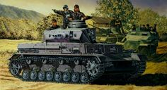 Panzer IV Ausf E