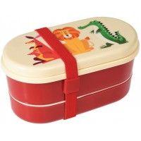 Bento box kleurrijke dieren, Rexinter