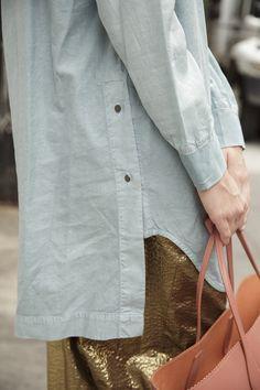 cuff shirt - jeremy laing