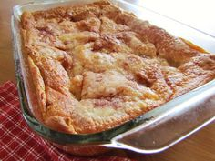 The Country Cook: Sopapilla Cheesecake