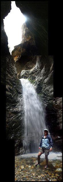 Zapata Falls by alvin pastrana, via Flickr