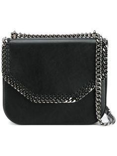 Shop Stella McCartney 'Falabella Box' shoulder bag.