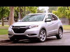 2016 Honda HR-V Video Review by Kelley Blue Book's Micah Muzio
