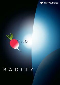 Radity  #UnLegumeDansUnFilm #Florette #Veggister