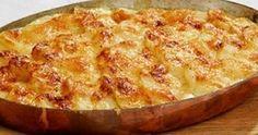 Πεντανόστιμες πατάτες ογκρατέν!