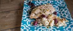 This paleo roasted chicken recipe has become one of my all-time favorites. It is quick and easy, and even gives you the opportunity to make it the night before and just pop it in the oven the next evening. It's a full meal and you don't even have to prepare side dishes with it. It is a perfectly refreshing paleo dinner!