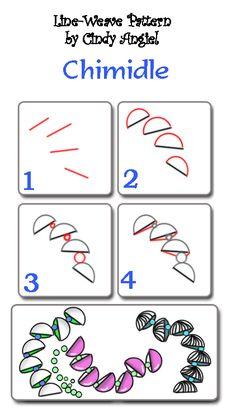 Chimidle Pattern Worksheet