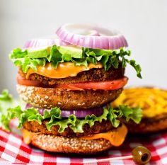 How-to Build a Vegan Wow-Burger: