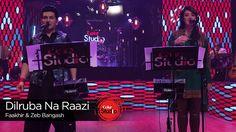 Dilruba Na Raazi, Zeb Bangash & Faakhir Mehmood, Episode Coke Studio Pakistan, Season 9 Pakistani Music, Soul Songs, Songs 2017, Music App, Mp3 Song Download, Romantic Songs, Pitch Perfect, Episode 3, Me Me Me Song