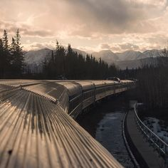 There's nothing quite like watching the sun set over the Rocky Mountains from a train.  Recently spent a few weeks away working on the latest @stayandwander project. @jongsunpark_ and I travelled by train with stops in each city from Montreal to Ottawa to Toronto to Winnipeg to Jasper to Vancouver. We were making photos the entire time and I'm happy they will be shared with you at last!  Check out the new @viarailcanada Instagram account and follow along there if you want to see all of our…