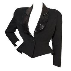 Vintage Thierry Mugler Jacket 1