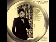 Leonard Cohen-Chelsea Hotel NO.2 - YouTube