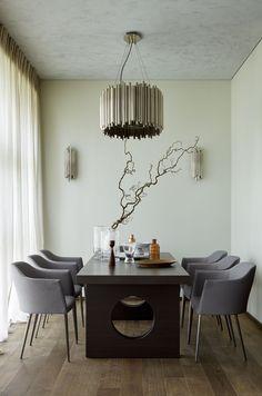 Интерьер лофта в Москва-Сити www.bocadolobo.com #bocadolobo #luxuryfurniture #interiodesign #designideas