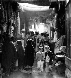 Market in Kabul, Afghanistan