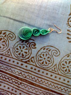 True Blue:  - Paper Craft/ Paper Quilling/ Handmade Jewelry