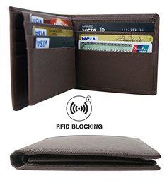 3f9f9ad41027af 11 Best Men Leather Wallet Reviews images | Leather wallets, Leather ...