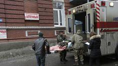Las víctimas de la feroz guerra de Ucrania - BBC Mundo