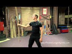 Bo Staff Spins, video 2
