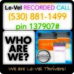 www.fthacker6.le-vel.com who's ready to stop surviving and start thriving???