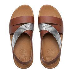 Hola™ Back Strap Leather Sandals
