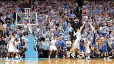 You actually still haven't recovered from that shot Austin Rivers made during one of the UNC-Duke match ups.