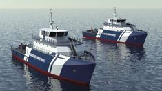 Philippines commissions two multi-mission vessels for HADR, fishery patrols