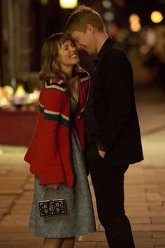 About Time (2013) - Rachel McAdams and Domhnall Gleeson