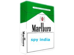 MARLBORO CIGARETTE PHONE JAMMER IN DELHI: SMART CIGARETTE CASE: Marlboro Cigarette Phone Jammer is a phone signal jamming gadget in the shape of Marlboro cigarette pack. Any one can easily use this cigarette phone jammer for jamming the signals without knowing others. This Marlboro cigarette jammer can block CDMA/GSM 860-970MHz 1-5M, DCS/PHS 1805-1930MHz signals. As well it has a working range of up to 1-5 meters and a battery that's 3.7V 1000mA/h in capacity. It is very light weight only…