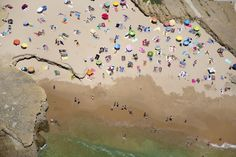 Gray Malin Depicts Summer Bliss With Photography Series 'A La Plage, A La Piscine' (PHOTOS)