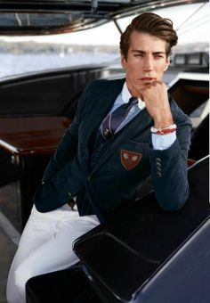 Ralph Lauren 2012 Spring-Summer RTW - Sailing with the wind Campaign