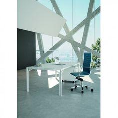 ITALY DREAM DESIGN Bureau de direction Ola Black Designer