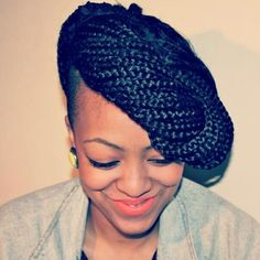 African American Braided Hairstyles for Long and Short Hair