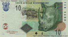 coins and more: Currency of South Africa and the Common Monetary Area between South Africa, Swaziland and Lesotho: the Rand and Cents: Pretoria, Cape Town, Old Coins Value, Money Template, Passport Card, Money Notes, Money Pictures, 3 Arts, Cool Countries