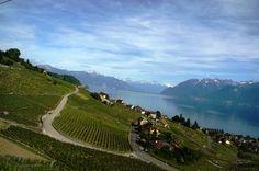 Lago Léman - Genebra - Viagem com Sabor