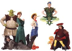 Shrek The Musical  Live on stage at The Landers