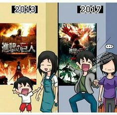 Attack on titan, AOT, SNK