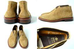 honey | Rakuten Global Market: ALDEN Alden ★ 1494 UNLINED CHUKKA BOOT TAN SUEDE ★ chukka boots Tan suede