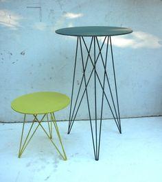 tables à armature filaire, Antonio Sciortino, Sticchitte', 2012,