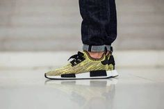 The Adidas NMD Yellow Camo is almost here! We take a look at some on foot images  http://ift.tt/219hPvb