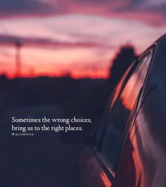 Positive Quotes :    QUOTATION – Image :    Quotes Of the day  – Description  Sometimes the wrong choices bring us to the right places.  Sharing is Power  – Don't forget to share this quote !    https://hallofquotes.com/2018/03/12/positive-quotes-sometimes-the-wrong-choices-bring-us-to-the-right-places-2/