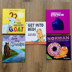 Lily's Little Learners: Monthly Book Roundup - What we have been Reading in September.