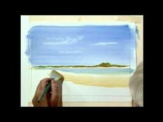 """Frank Clarke introduces you to his famous """"Have Some More Fun' watercolour painting system. Visit Frank's website for free lessons and videos and buy the pro..."""